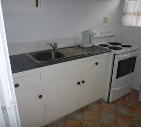 kitchen in two bedroom unit (3)